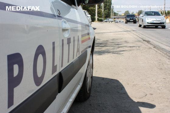 Un tânăr din Dolj a fost reţinut de Poliţie pentru incendierea unui autoturism