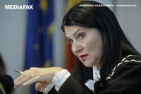 """Referat DNA: Sorina Pintea a exclamat """"super tare"""", după ce a aflat că a primit 120.000 de lei"""