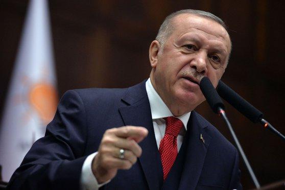 Erdogan: 18.000 de migranţi au trecut graniţa spre Europa