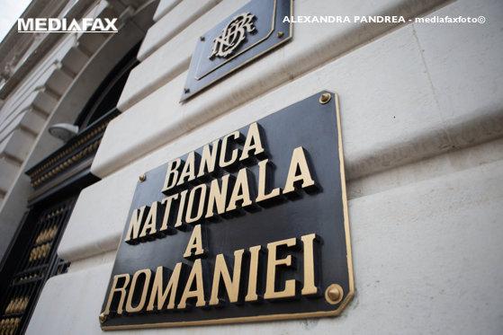 Rezervele valutare ale BNR au crescut în februarie până la 35,83 miliarde de euro