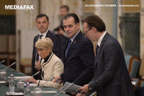 Iohannis are, vineri, partidele la consultări, după ce Florin Cîţu şi-a depus mandatul