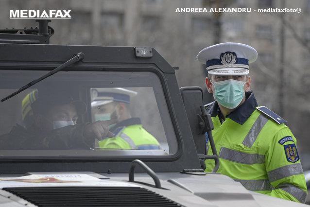 Cum arată 1 mai pentru M.A.I: filtre fixe şi puncte mobile, elicoptere şi zeci de mii de poliţişti pe străzi