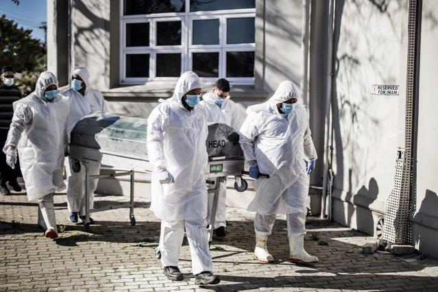 Bilanţ epidemic COVID-19: Italia se apropie de 35.000 de decese provocate de coronavirus / 23 de decese în ultimele 24 de ore