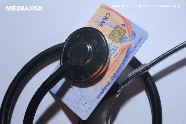Cardul de sănătate devine obligatoriu de miercuri pentru unele servicii medicale