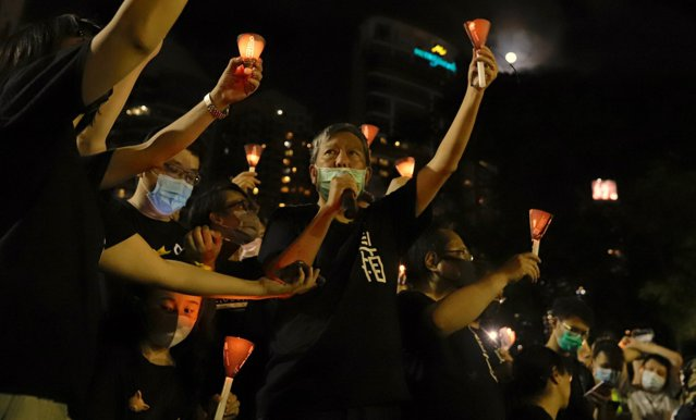 Marea Britanie cere Chinei să reanalizeze noua lege privind securitatea din Hong Kong