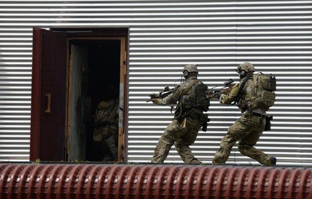 O unitate de elită a forţelor speciale germane este dizolvată din cauza legăturilor cu extrema dreaptă