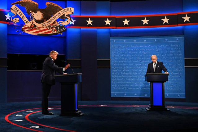 Viitoarele dezbateri electorale cu Donald Trump şi Joseph Biden vor avea un format mai strict