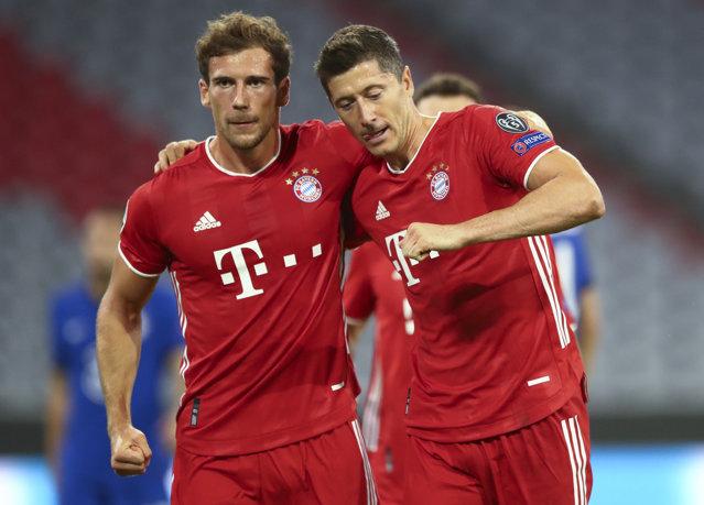 Bayern Munchen a câştigat Supercupa Germaniei şi a ajuns la 5 trofee în 4 luni
