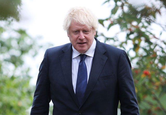 Marea Britanie urmează modelul Franţei. Boris Johnson a anunţat o carantină naţională pentru patru săptămâni