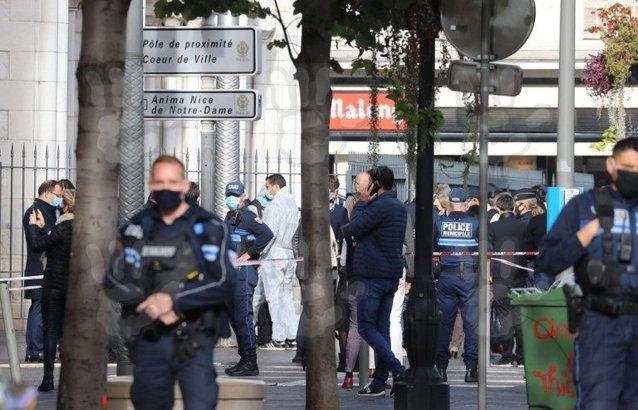 Un nou atac în Franţa. Preot ortodox rănit grav, după ce a fost împuşcat într-o biserică din Lyon/ Primele imagini. UPDATE Preşedintele Marcon, mesaj în limba arabă