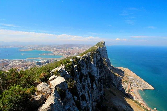 Acord între Marea Britanie şi Spania pentru aplicarea Acordului Schengen în teritoriul britanic Gibraltar