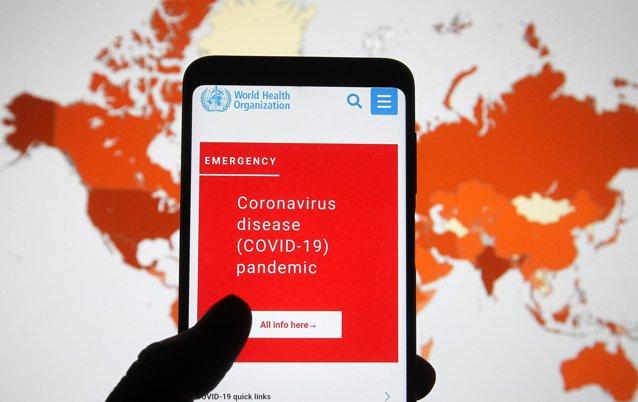 """Cuvântul anului 2020 este pandemie: """"Uneori, un singur cuvânt defineşte o eră"""""""
