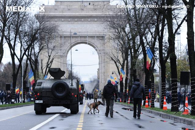 Parada de Ziua naţională a României. Urmăreşte LIVE defilarea de 1 Decembrie. Cum se desfăşoară ceremoniile