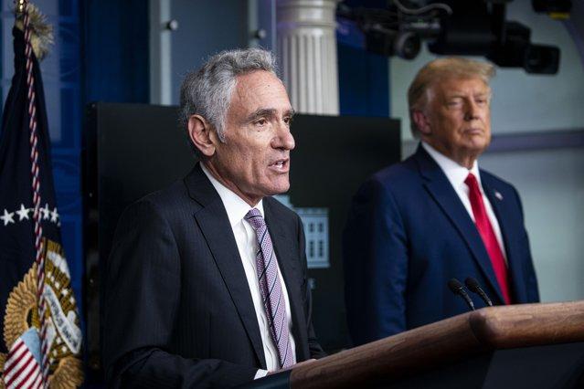 Scott Atlas, controversatul consilier al preşedintelui Trump în materie de coronavirus, îşi dă demisia