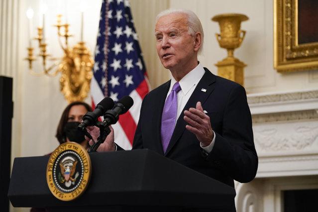 Administraţia Joe Biden condamnă intervenţiile autorităţilor ruse împotriva protestatarilor