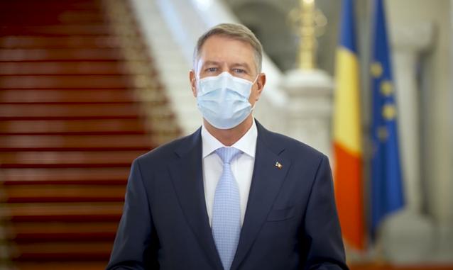 """Klaus Iohannis, mesaj pentru români: """"Vaccinaţi-vă pentru a avea o vară cu cât mai puţine restricţii"""""""
