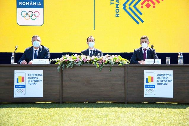Comitetul Olimpic şi Sportiv Român se confruntă cu mari dificultăţi financiare