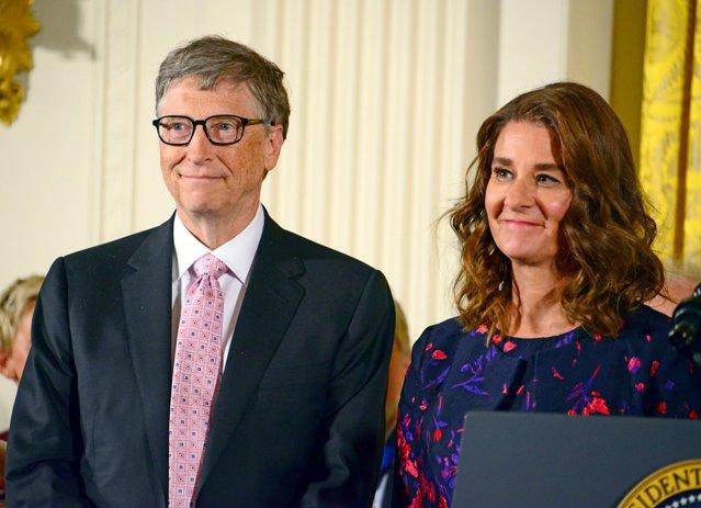 Cum împart averea Bill şi Melinda Gates? Cei doi nu aveau semnat un contract prenupţial