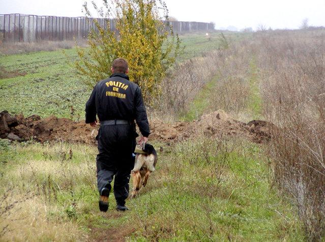 Doi poliţişti de frontieră din Maramureş au dispărut în patrulare. Mai multe echipe de salvare au pornit în căutarea lor