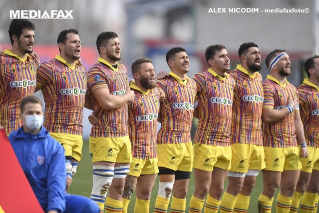 """""""Stejarii"""" naţionalei de rugby inaugurează sâmbătă """"Arcul de Triumf"""" cu partida împotriva Argentinei"""