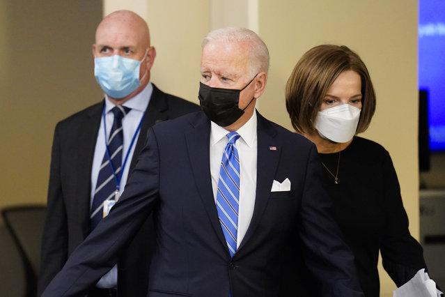 Joe Biden se întâlneşte cu liderii din India, Japonia şi Australia /China critică reuniunea QUAD