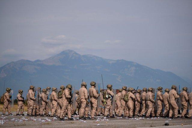 Misiunea NATO în Kosovo intensifică patrulele la frontiera cu Serbia, pe fondul tensiunilor