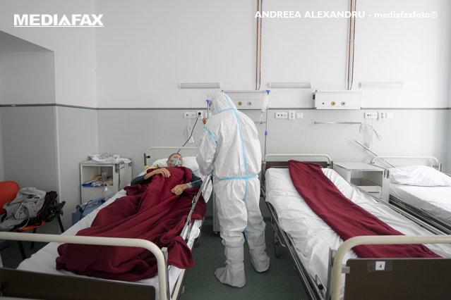 Secţia de chirurgie toracică de la Institutul Nasta, închisă. Personalul, mutat pe secţia COVID