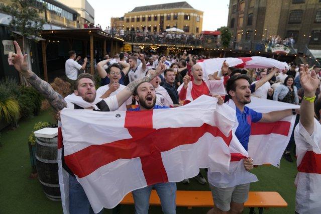 Anglia fără suporteri în tribune din cauza tulburărilor din finala Euro 2020