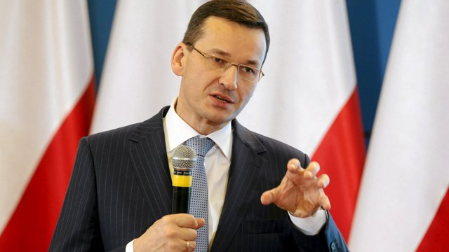 """Mateusz Morawieck: Polonia rămâne un """"membru loial"""" al UE, dar se opune centralizării excesive"""